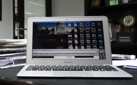 Laptop terbaru. Banyak ditemui di pameran elektronika dan telematika - JIBI