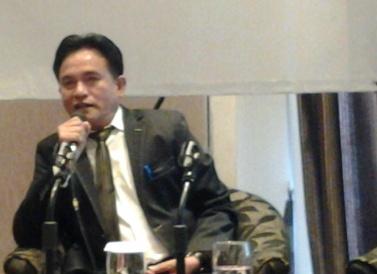 Ketua Majelis Syuro Partai Bulan Bintang (PBB) Yusril Ihza Mahendra. Tolak pindah ke partai lain - Bisnis