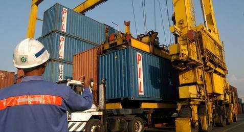 Petikemas ekspor. RI Teken MoU perdagangan dengan Hong Kong - Bisnis