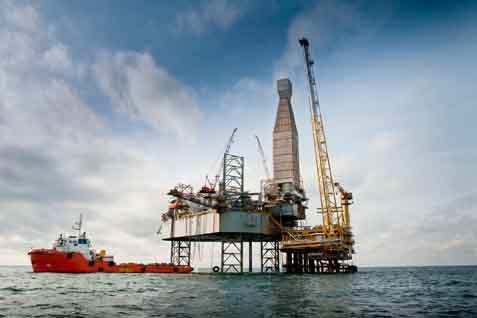 Proyek eksplorasi migas. Subsidi Energi Fosil Diklaim Perlambat Program Ekonomi Hijau - JIBI
