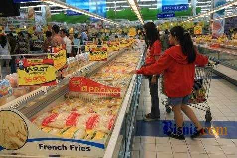 Super market di Filipina. Penetapan suku bunga acuan tak efektif - Bisnis