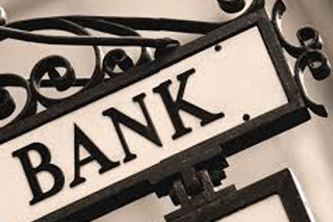 Ilustrasi bank. Laba Bank Mestika Dharma Statis