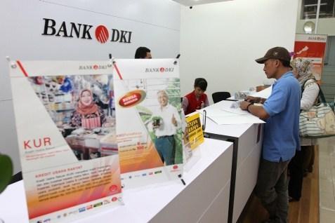 Counter Bank DKI. Perseroan luncurkan Tabungan Monas Bisnis - Bisnis