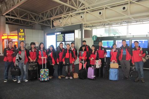 Siswa Indonesia Siap Belajar di China - Jibi