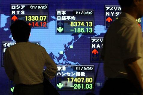 Bursa Jepang tutup karena libur.  - bisnis.com
