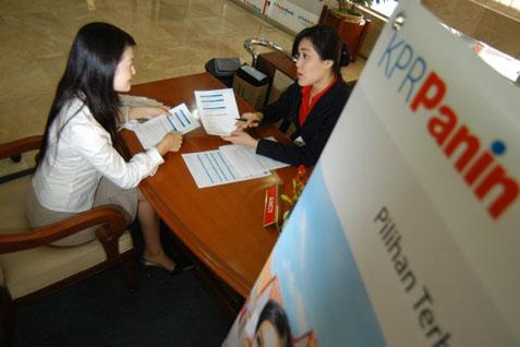 Rasio pembiayaan terhadap pendanaan (loan to deposit ratio/LDR) mengalami peningkatan dari posisi 86,92% menjadi 89,13%.  - bisnis.com
