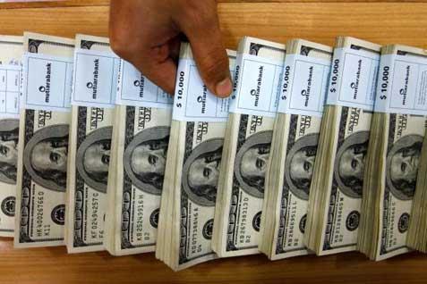Dolar AS. Standard and Poor's (S&P) mengeluarkan rating kredit baru Indonesia - Bisnis