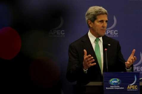Kerry sudah lama mengetahui bahwa kekuatan kata-kata akan menciptakan sebuah impresi yang salah.  - bisnis.com