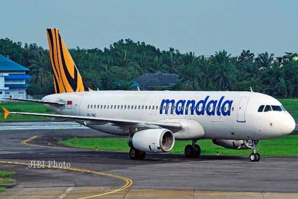 Mandala menghentikan operasionalnya pada Januari 2011.  - bisnis.com