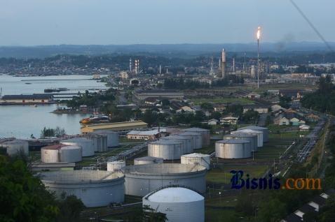 Kilang pengolahan BBM. Dokumen penawaran proyek rampung bulan depan - Bisnis