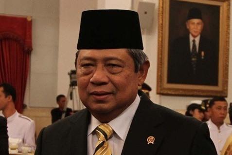 Susilo Bambang Yudhoyono, SBY