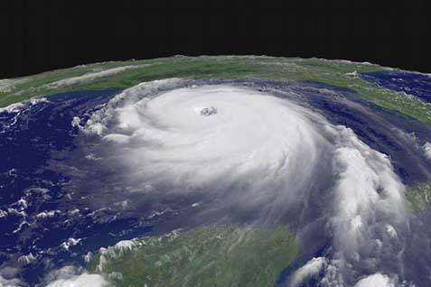 Ilustrasi El Nino. Fenomena El Nino tak akan kerek inflasi - JIBI