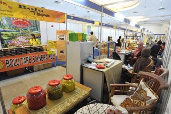 Ilustrasi pameran makanan. JFFF 2014 menyajikan 200 jenis makanan - JIBI