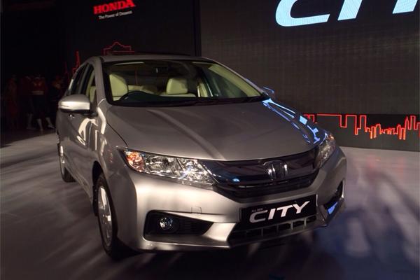 Honda All New City. Penjualan di Jateng-DIY ditargetkan 140 unit - JIBI