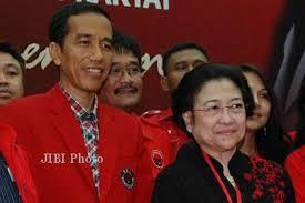 Jokowi dan Megawati Soekarno Putri: PDIP Berkoalisi Dengan Partai Hijau