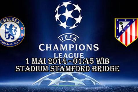 Jadwal pertandingan Chelsea vs Atletico Madrid. Akan ditayangkan SCTV Kamis dinihari - Bisnis