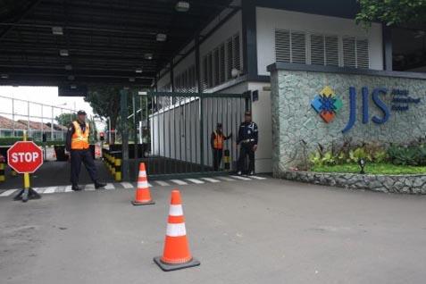 Jakarta International School (JIS). Kasus seks dan kekerasan di sekolah ini terus diusut - Antara