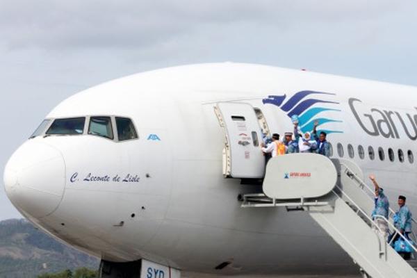 Pesawat baru. Garuda Indonesia akan datangkan 27 Unit tahun ini - Bisnis