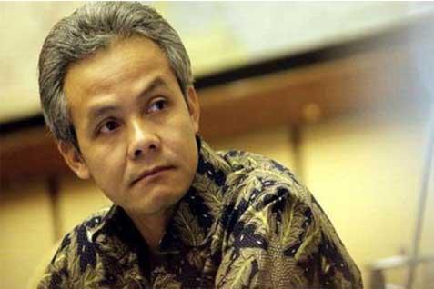 Gubernur Jawa Tengah Ganjar Pranowo - JIBI
