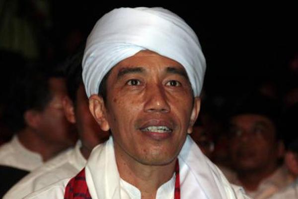 GubernurDKI Joko Widodo atau Jokowi - JIBI