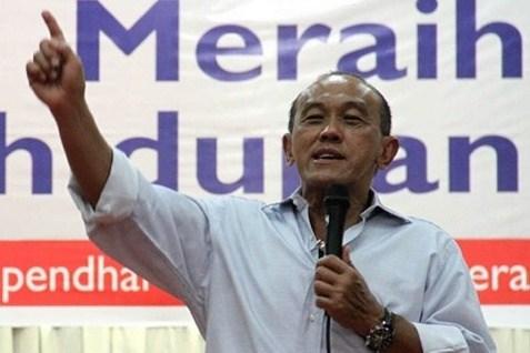Ketua Umum Partai Golkar Aburizal Bakrie - JIBI