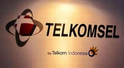 Logo Telkomsel. Perseroan beri layanan murah di STAIN Pekalongan - JIBI