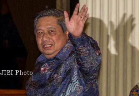 Presiden Susilo Bambang Yudhoyono - Antara
