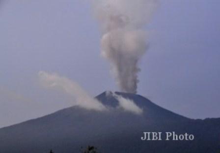 Gunung Slamet: Kini berstatus siaga - Antara
