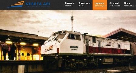 Ilustrasi - kereta/api.co.id
