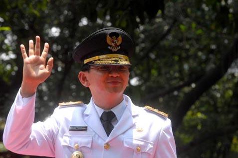 Wakil Gubernur DKI Jakarta Basuki Tjahja Purnama