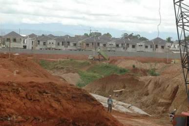 Areal untuk rumah mewah di Sumsel masih luas - JIBI