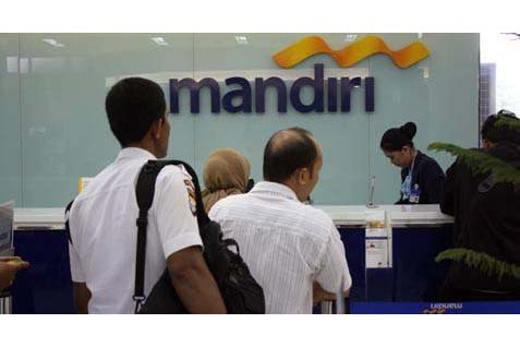 Bank Mandiri - Bisnis.com