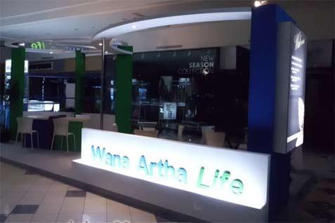 Wanaartha menargetkan pertumbuhan premi 20%-25%.  - wanaartha