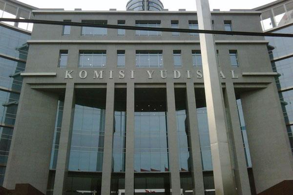Komisi Yudisial, salah satu hasil reformasi di bidang hukum. - Ilustrasi