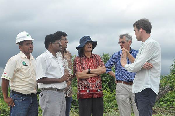 Komite Restorasi Ekosistem Riau -  Istimewa