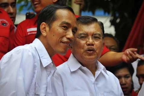 Pasangan Capres dan Cawapres Jokowi-JK - Antara