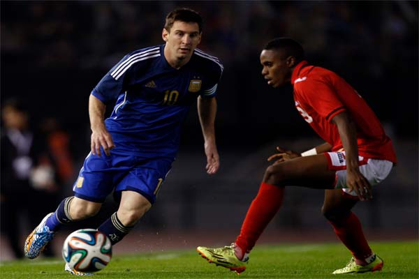 Argentina vs Trinindad & Tobago