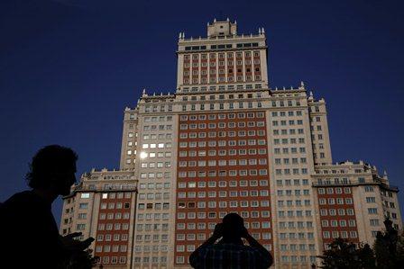Edificio Espana - Reuters/Susana Vera