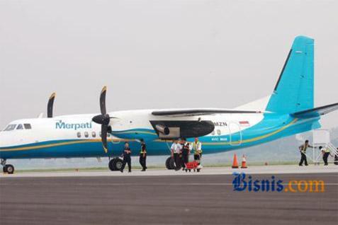 Rencana bisnis Merpati adalah mendirikan anak perusahaan baru dan menyasar rute penerbangan perintis di kawasan timur Indonesia dengan menggandeng investor yang menyediakan pesawat. - bisnis