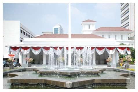 Balai Kota Jakarta  - bisnis.com