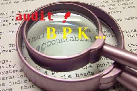 Pemberian opini WDP tersebut menurun dibandingkan opini BPK pada laporan keuangan dua tahun sebelumnya. - Ilustrasi