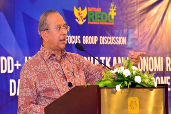 Kepala BP REDD Indonesia Heru Prasetyo - bisnis.com
