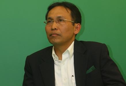 Arif Wibowo - Bisnis/Dedi Gunawan