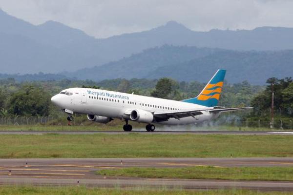 Pesawat Merpati Nusantara. Panja DPR Rekomendasikan Copot Direksi - Bisnis