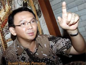 Plt. Gubernur DKI Jakarta Basuki