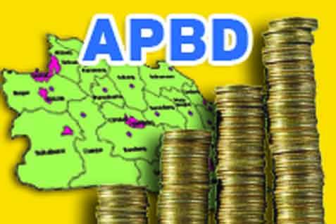Ilustrasi APBD. Realisasi Anggaran Riau Baru 17,64% - Bisnis