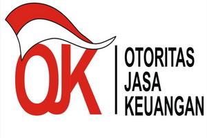Logo Otoritas Jasa Keuangan - Ilustrasi