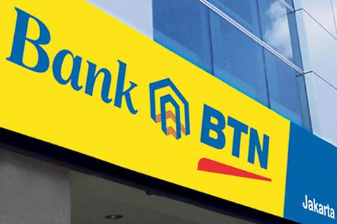 Logo Bank BTN - Bisnis