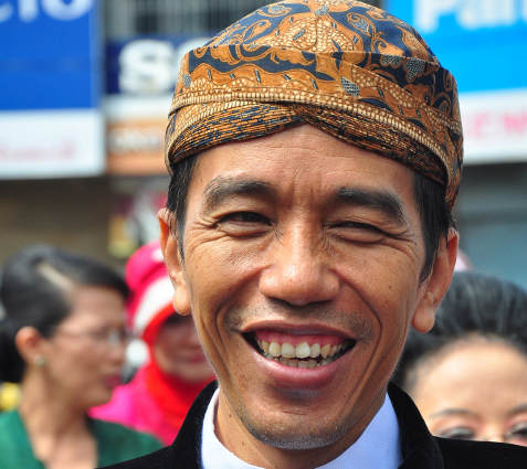 Gubernur DKI Jakarta Joko Widodo (Jokowi) - Bisnis