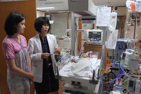 Pemeriksaan kesehatan Bayi - Bisnis